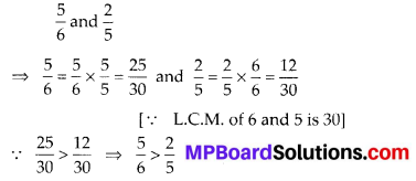 MP Board Class 6th Maths Solutions Chapter 7 Fractions Ex 7.6 13