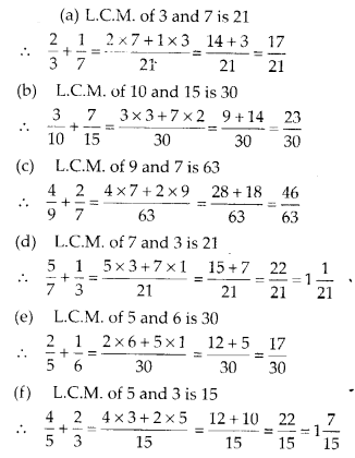 MP Board Class 6th Maths Solutions Chapter 7 Fractions Ex 7.6 2