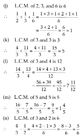MP Board Class 6th Maths Solutions Chapter 7 Fractions Ex 7.6 4