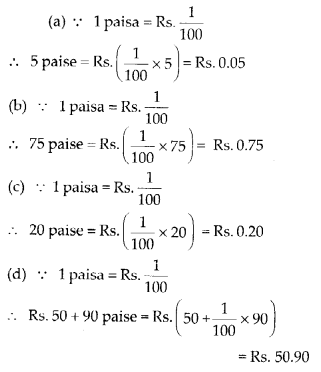 MP Board Class 6th Maths Solutions Chapter 8 Decimals Ex 8.4 1
