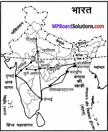 MP Board Class 6th Social Science Solutions Chapter 27 भारत में परिवहन के साधन img 1