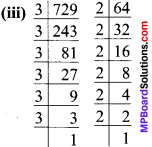 MP Board Class 7th Maths Solutions Chapter 13 घातांक और घात Ex 13.2 image 6