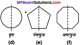 MP Board Class 7th Maths Solutions Chapter 14 सममिति Ex 14.1 image 6
