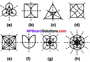 MP Board Class 7th Maths Solutions Chapter 14 सममिति Ex 14.1 image 7