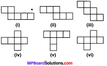 MP Board Class 7th Maths Solutions Chapter 15 ठोस आकारों का चित्रण Ex 15.1 image 1