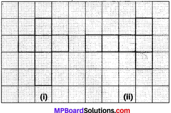 MP Board Class 7th Maths Solutions Chapter 15 ठोस आकारों का चित्रण Ex 15.1 image 6
