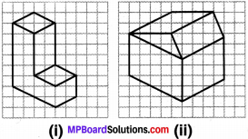 MP Board Class 7th Maths Solutions Chapter 15 ठोस आकारों का चित्रण Ex 15.2 image 4
