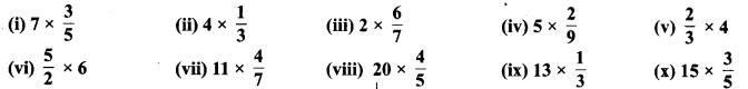 MP Board Class 7th Maths Solutions Chapter 2 भिन्न एवं दशमलव Ex 2.2 3