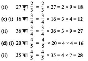 MP Board Class 7th Maths Solutions Chapter 2 भिन्न एवं दशमलव Ex 2.2 5a