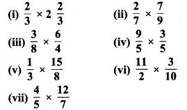 MP Board Class 7th Maths Solutions Chapter 2 भिन्न एवं दशमलव Ex 2.3 2