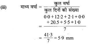 MP Board Class 7th Maths Solutions Chapter 3 आँकड़ो का प्रबंधन Ex 3.1 8a