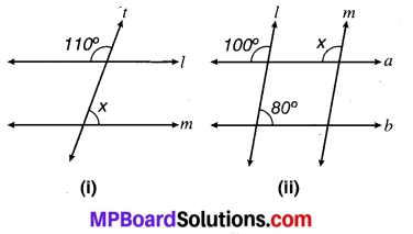 MP Board Class 7th Maths Solutions Chapter 5 रेखा एवं कोण Ex 5.2 4