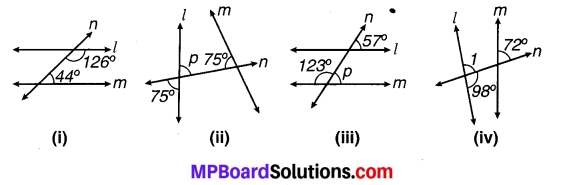 MP Board Class 7th Maths Solutions Chapter 5 रेखा एवं कोण Ex 5.2 6