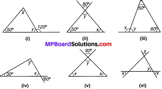 MP Board Class 7th Maths Solutions Chapter 6 त्रिभुज और उसके गुण Ex 6.3 image 2