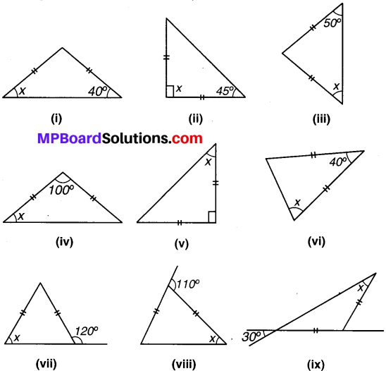 MP Board Class 7th Maths Solutions Chapter 6 त्रिभुज और उसके गुण Ex 6.3 image 3