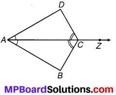 MP Board Class 7th Maths Solutions Chapter 7 त्रिभुजों की सर्वांगसमता Ex 7.1 image 10