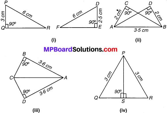 MP Board Class 7th Maths Solutions Chapter 7 त्रिभुजों की सर्वांगसमता Ex 7.1 image 11