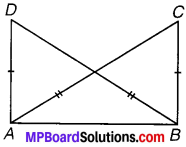 MP Board Class 7th Maths Solutions Chapter 7 त्रिभुजों की सर्वांगसमता Ex 7.1 image 3