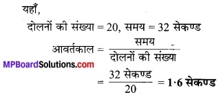 MP Board Class 7th Science Solutions Chapter 13 गति एवं समय 1