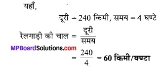 MP Board Class 7th Science Solutions Chapter 13 गति एवं समय 2