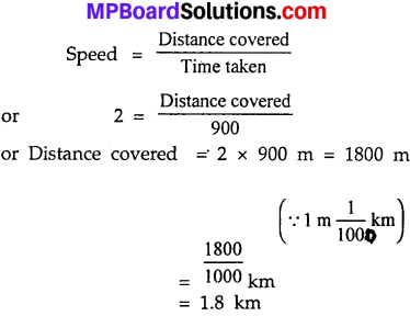 MP Board Class 7th Science Solutions Chapter 13 Motion and Time img 7