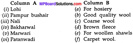 MP Board Class 7th Science Solutions Chapter 3 Fibre to Fabric img-6