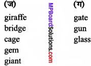 MP Board Class 8th General English Revision Exercises 3-1
