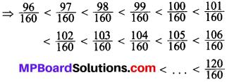 MP Board Class 8th Maths Solutions Chapter 1 परिमेय संख्याएँ Ex 1.2 img-15