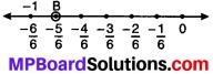 MP Board Class 8th Maths Solutions Chapter 1 परिमेय संख्याएँ Ex 1.2 img-2