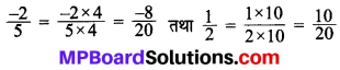 MP Board Class 8th Maths Solutions Chapter 1 परिमेय संख्याएँ Ex 1.2 img-4