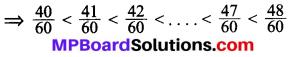 MP Board Class 8th Maths Solutions Chapter 1 परिमेय संख्याएँ Ex 1.2 img-8