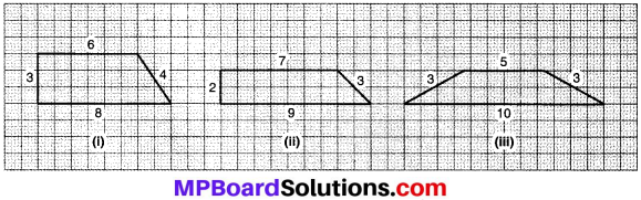 MP Board Class 8th Maths Solutions Chapter 11 क्षेत्रमिति Ex 11.1 img-12