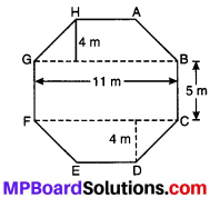 MP Board Class 8th Maths Solutions Chapter 11 क्षेत्रमिति Ex 11.2 img-5