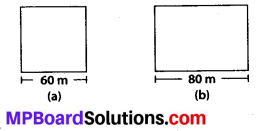 MP Board Class 8th Maths Solutions Chapter 11 Mensuration Ex 11.1 1