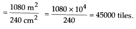MP Board Class 8th Maths Solutions Chapter 11 Mensuration Ex 11.1 5
