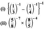 MP Board Class 8th Maths Solutions Chapter 12 घातांक और घात Ex 12.1 img-5