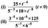 MP Board Class 8th Maths Solutions Chapter 12 घातांक और घात Ex 12.1 img-7