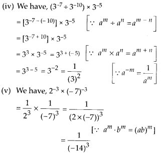 MP Board Class 8th Maths Solutions Chapter 12 Exponents and Powers Ex 12.1 4