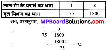 MP Board Class 8th Maths Solutions Chapter 13 सीधा और प्रतिलोम समानुपात Ex 13.1 img-3
