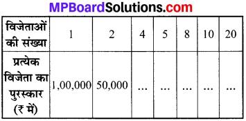 MP Board Class 8th Maths Solutions Chapter 13 सीधा और प्रतिलोम समानुपात Ex 13.2 img-1