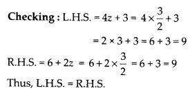 MP Board Class 8th Maths Solutions Chapter 2 Linear Equations in One Variable Ex 2.3 3