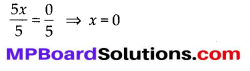 MP Board Class 8th Maths Solutions Chapter 2 Linear Equations in One Variable Ex 2.3 4