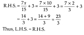 MP Board Class 8th Maths Solutions Chapter 2 Linear Equations in One Variable Ex 2.3 7