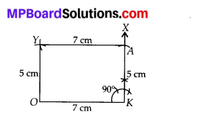 MP Board Class 8th Maths Solutions Chapter 4 Practical Geometry Ex 4.3 4