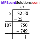 MP Board Class 8th Maths Solutions Chapter 6 वर्ग और वर्गमूल Ex 6.4 img-12