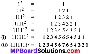 MP Board Class 8th Maths Solutions Chapter 6 वर्ग और वर्गमूल Intext Questions img-5