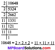 MP Board Class 8th Maths Solutions Chapter 7 घन और घनमूल Intext Questions img-10