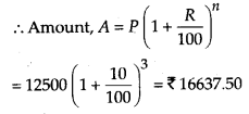 MP Board Class 8th Maths Solutions Chapter 8 Comparing Quantities Ex 8.3 22