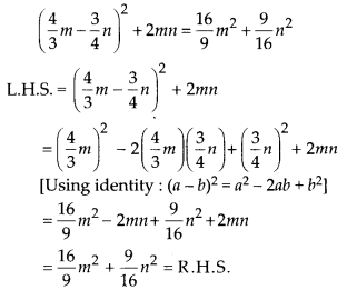 MP Board Class 8th Maths Solutions Chapter 9 Algebraic Expressions and Identities Ex 9.5 8