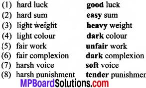 English Reader Class 8 Mp Board